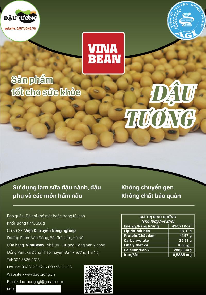 Đậu tương VÀNG Non-GMO