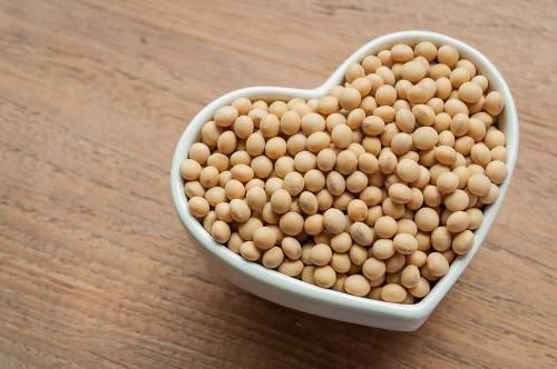 25g đạm đậu nành mỗi ngày giúp ngừa bệnh tim